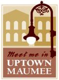 Maumee Uptown Business Association Logo